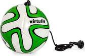 VirtuFit Voetbal Trainer - Bal met Koord - Techniek bal