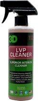 3D LVP CLEANER interieur-reiniger voor leer en kunstof  - 16 oz / 474 ml spray fles