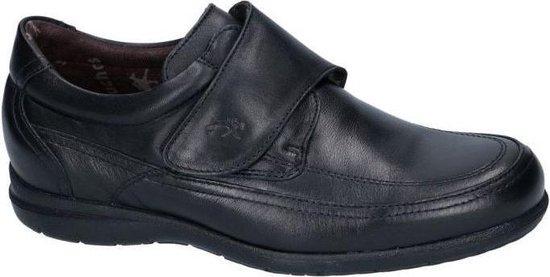 Fluchos -Heren -  zwart - velcroschoen - maat 39