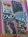 Movie Box 5 ( my sweet killer / killers / fatal passion / close up )