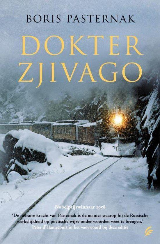 Boek cover Dokter Zjivago van Boris Pasternak (Hardcover)