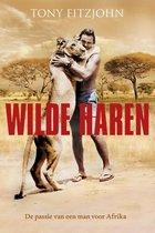 Boek cover Wilde Haren van Tony Fitzjohn