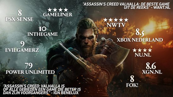 Assassin's Creed Valhalla - Ultimate Edition - Xbox One & Xbox Series X
