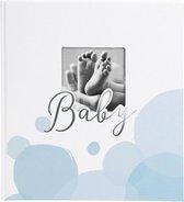 GOLDBUCH GOL-15193 Babyalbum BUBBLES blauw als fotoboek
