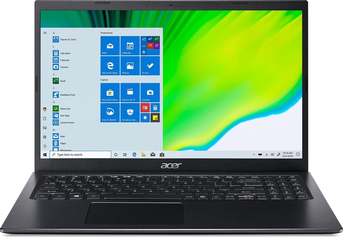 "Acer NB Aspire 5 A515-56-33NT 15"", i3-1115G4, 8GB, 512GB, W10 kopen"