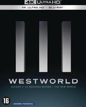 Westworld - Seizoen 3 (4K Ultra HD Blu-ray)