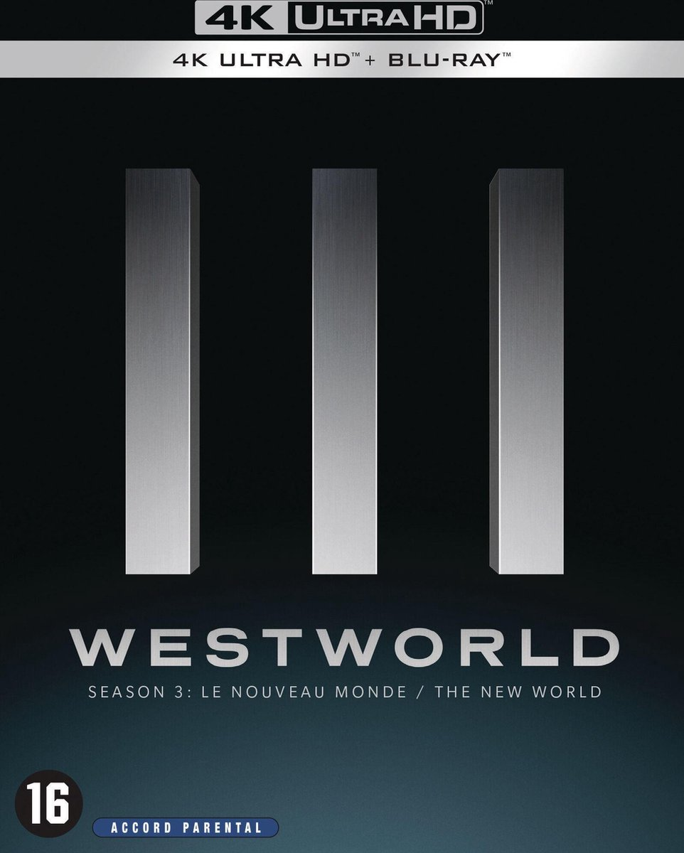 Westworld - Seizoen 3 (4K Ultra HD Blu-ray)-