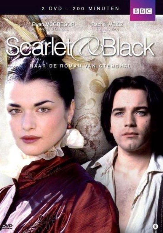 Cover van de film 'Scarlet & Black'