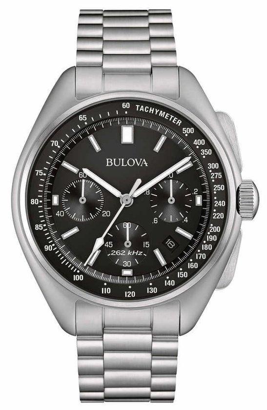 Bulova 96B258 Special Edition Lunar Pilot Chronograaf Horloge
