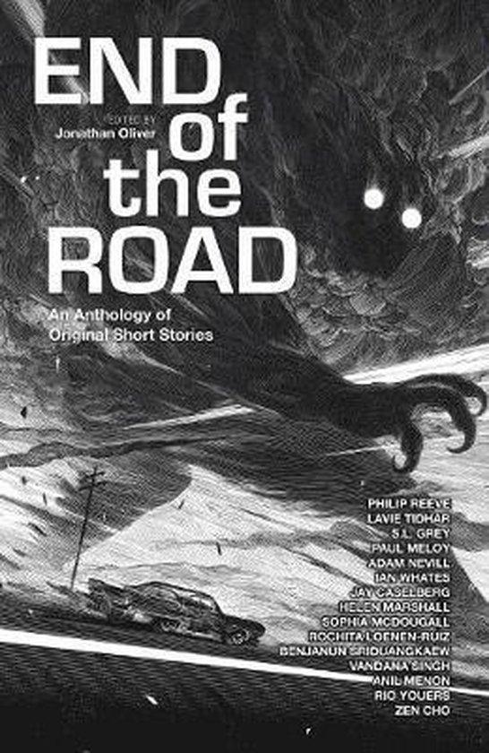 Boek cover End of the Road van Philip Reeve (Paperback)