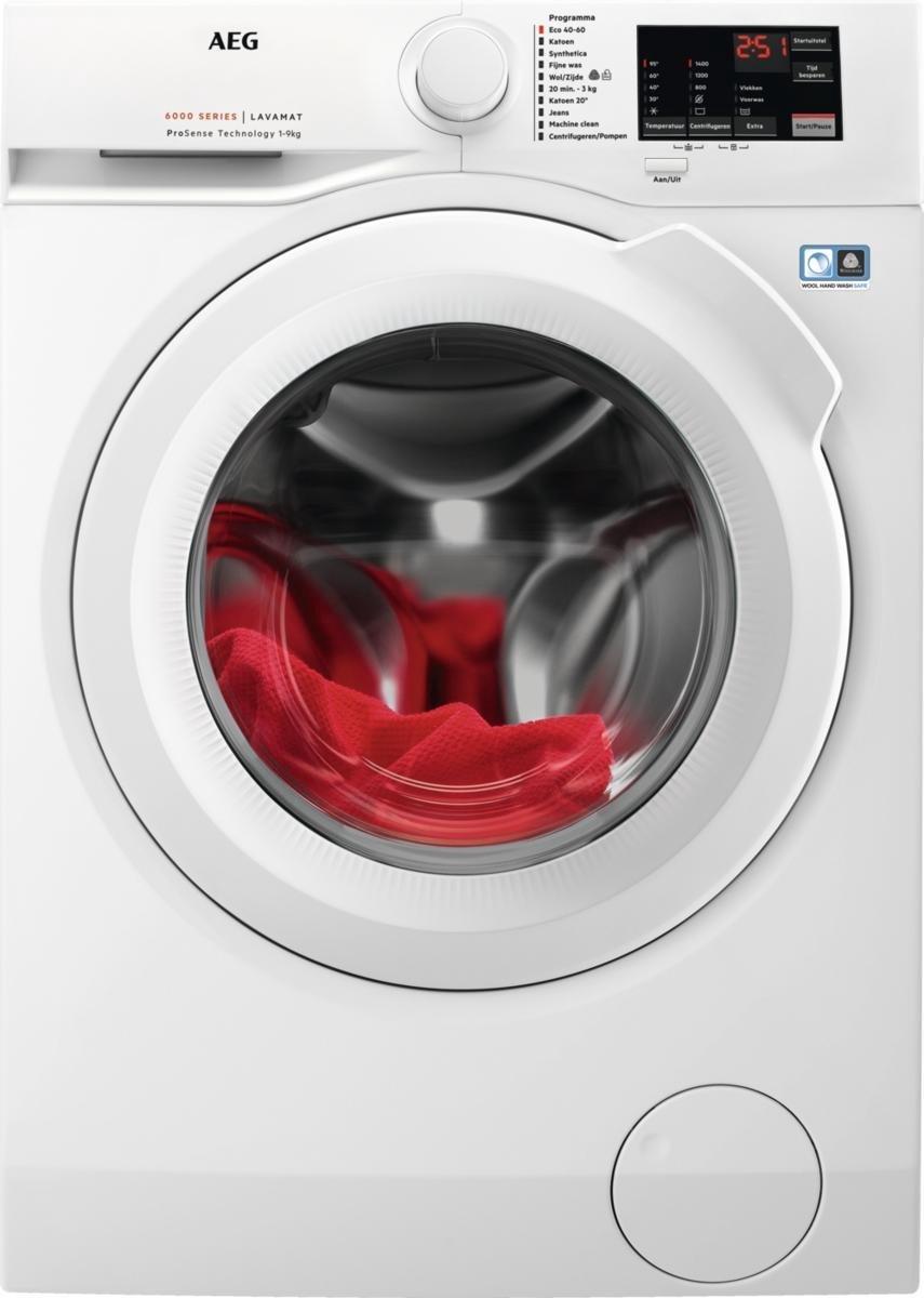 AEG L6FB9ECO - ProSense - Wasmachine kopen