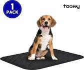 Toowy Puppy training pads - Herbruikbare honden plasmat - Trainingsmat hond - Wasbaar 50 x75 cm !