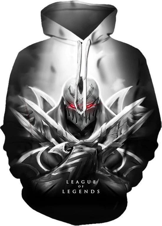 League of Legends Hoodie - Zed - Maat M