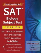 SAT Biology Subject Test 2020 and 2021