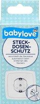 Babylove Stopcontactbeveiliging (6 stuks)