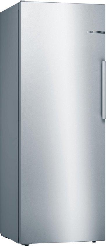 Kastmodel koelkast: Bosch KSV29VLEP - Serie 4 - Koelkast - RVS, van het merk Bosch