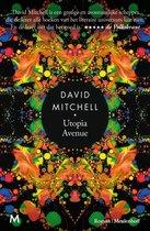 Boek cover Utopia Avenue van David Mitchell (Onbekend)