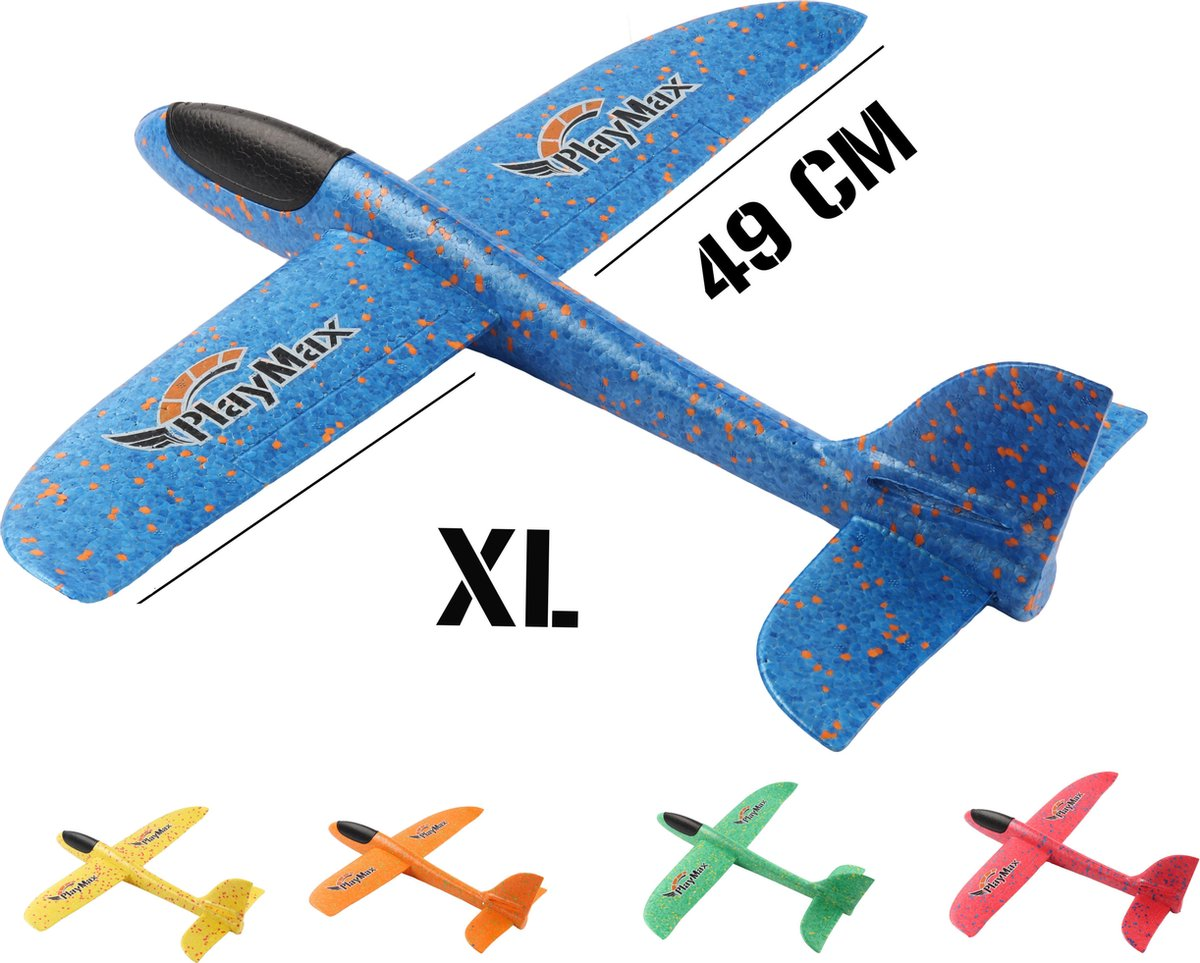 Zweefvliegtuig Speelgoed - XL  - buitenspeelgoed