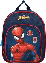 Spider-Man Be Strong Kinderrugzak - 7 l - Navy Blauw
