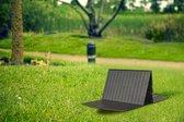 Solmax opvouwbaar zonnepaneel 110Wp voor Boot of Camper