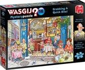 Wasgij Mystery 18 Een Snelle Hap! puzzel - 1000 stukjes