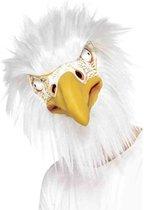 Smiffys Masker Eagle Full Overhead Wit