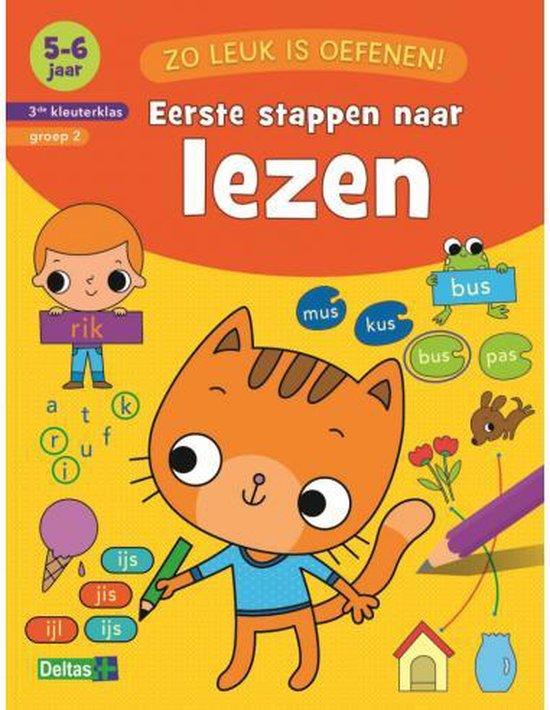 Boek cover Zo leuk is oefenen! - Eerste stappen naar lezen (Groep 2) van ZNU (Paperback)