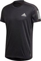 adidas Own The Run Sportshirt Heren - Maat M