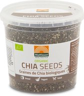 absolute chia seeds chia zaden raw - 250g