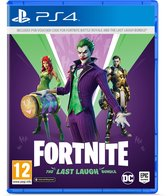 Fortnite : The Last Laugh Bundle (Uitbreiding) - PS4 (code in box)