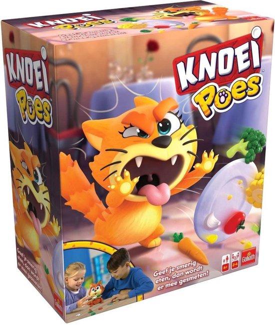Afbeelding van het spel Knoeipoes - Actiespel voor Kinderen - Goliath