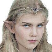 Elfen oren klein Beige – LARP kostuum fantasy middeleeuws - Iron Fortress