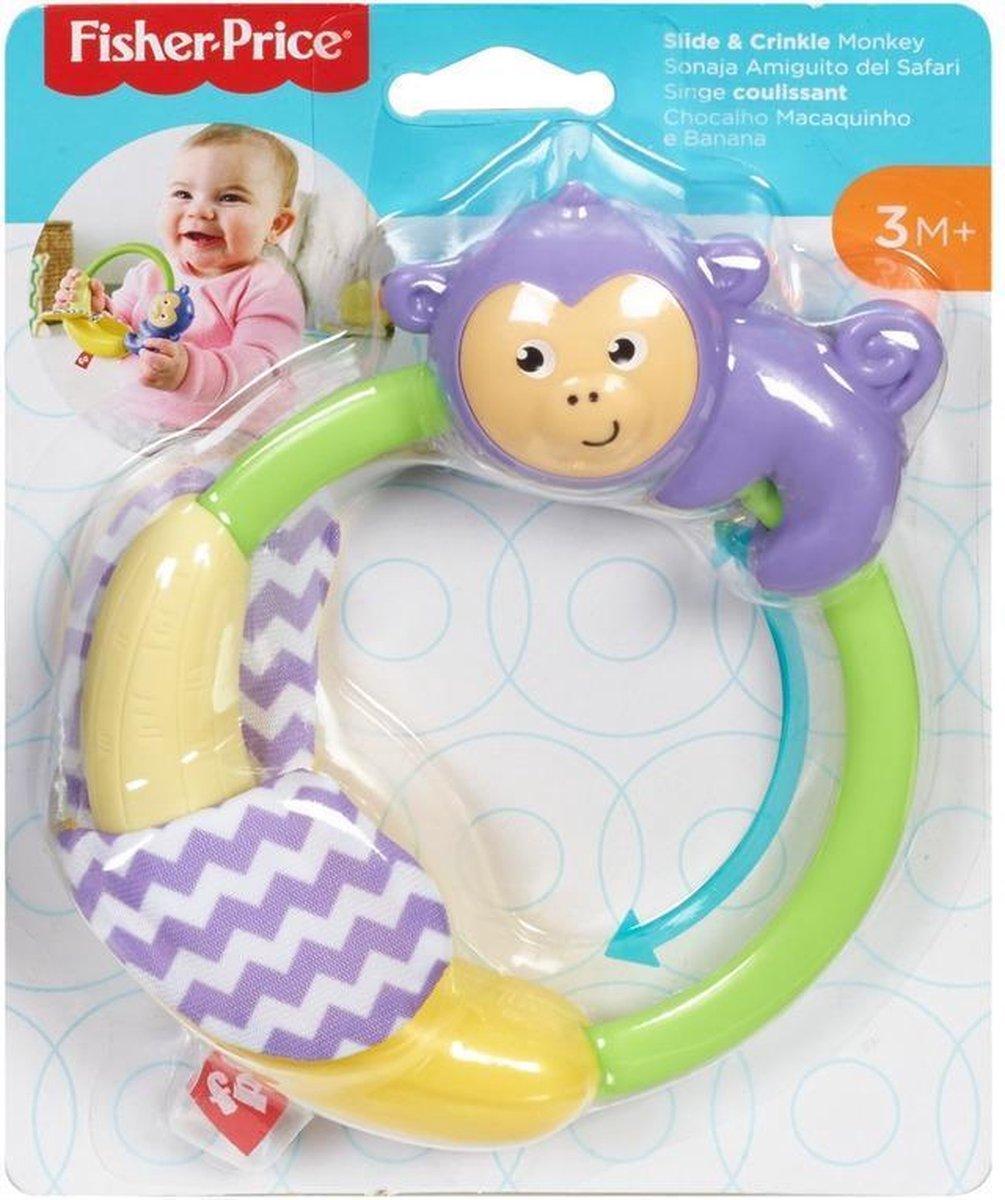 Fisher-Price Rammelaar / Baby speelgoed / Sensomotorische ontwikkeling