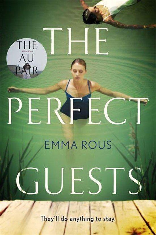 Boek cover The Perfect Guests van Emma Rous (Paperback)