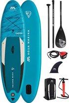"Aqua Marina - Vapor - 10'4"" - 2021 - Opblaasbare sup board - Allround - Beginner - Suppen - 15PSI"