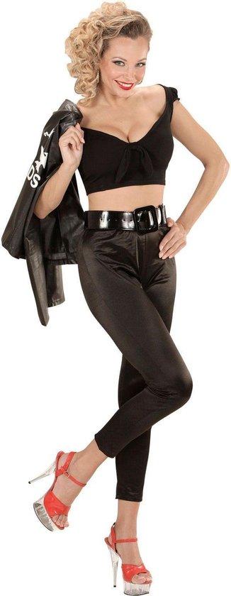 Grease Kostuum | Grease 50s Sexy Meisje | Vrouw | Small | Carnaval kostuum | Verkleedkleding