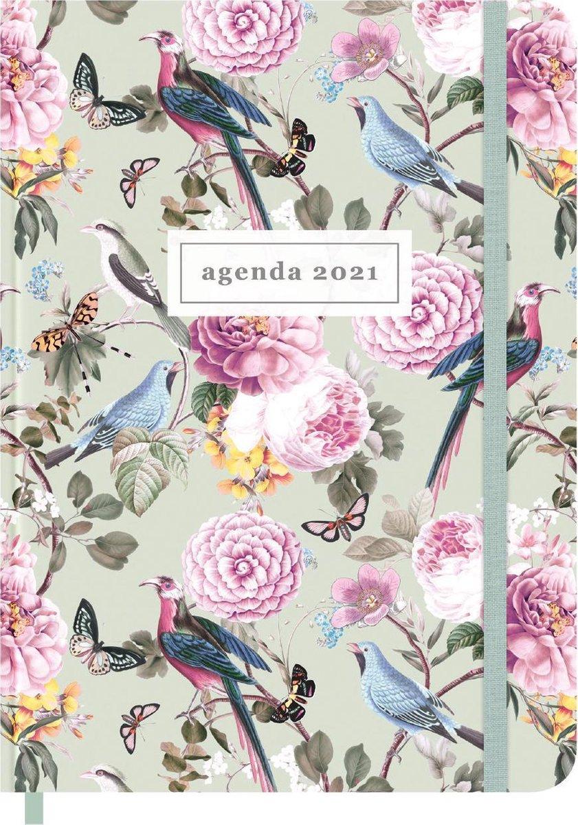 Hobbit Agenda - A5 - Vogels - Hardcover - 2021