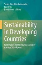 Sustainability in Developing Countries