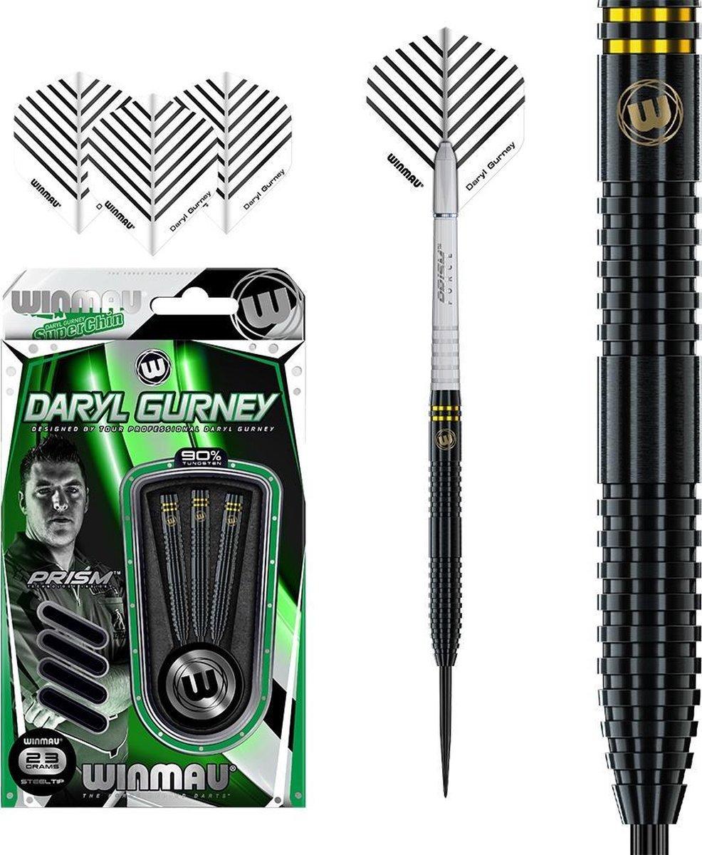 Winmau Daryl Gurney Black Edition 90% - 23 Gram
