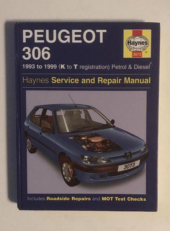 Bol Com Peugeot 306 Service And Repair Manual 93 99 Mark Coombs 9781859605547 Boeken