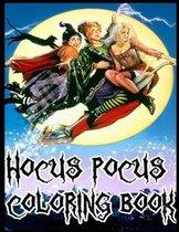 Hocus Pocus Coloring Book