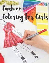Fashion Coloring for Girls