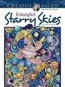Creative Haven Entangled Starry Skies Coloring Book