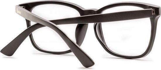 Vendetti Anti Blauw Licht Computerbril – Blue Light Blocking Glasses – PC Glasses – Gaming bril – Blauw Licht Filter Bril – Unisex – Beeldscherm bril – Sterke filter tegen vermoeide/branderige ogen – Mat Zwart