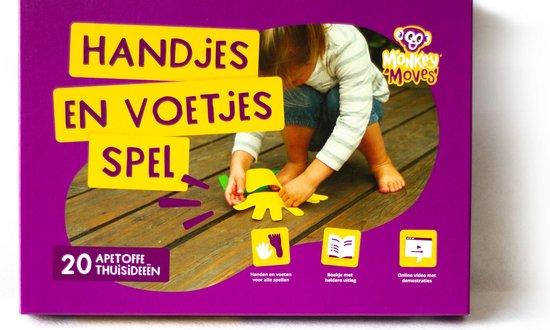 Afbeelding van het spel Handjes en voetjesspel - Monkey Moves