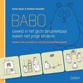 BABO - Geweld in het gezin bespreekbaar maken met jonge kinderen