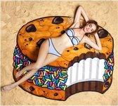 Strandlaken chocolade koekje
