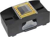 Elektrische Kaartenschudmachine - Speelkaarten Schudder Kaartenschudder Kaarten Schudmachine - Automatische Kaartschudder - Zwart