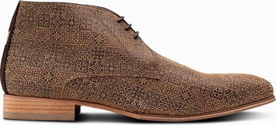 Paulo Bellini Boots Avellino Cognac/Brown