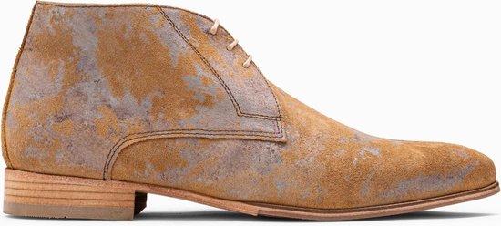 Paulo Bellini Boots Avellino Cognac Silver
